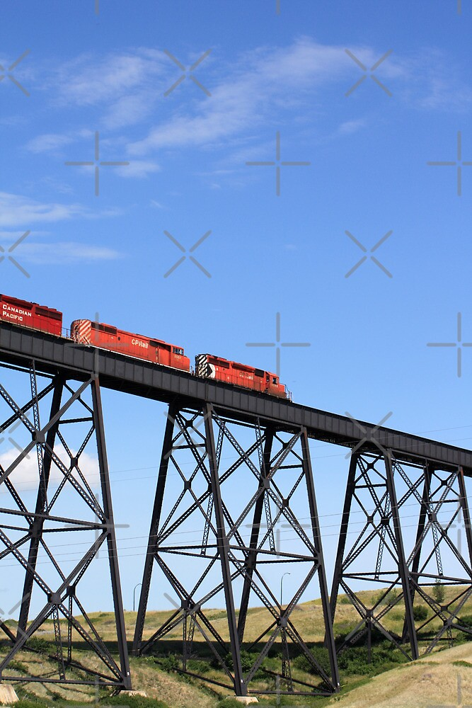 CP Rail by Alyce Taylor