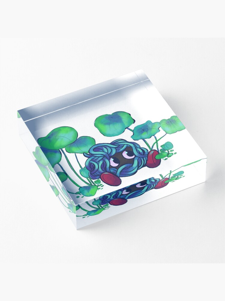 Alternate view of Forest Buddy Acrylic Block