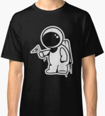 Lonely Astronaut Classic T-Shirt