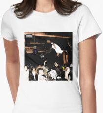 Die Lit - Playboi Carti - Colorized Women's Fitted T-Shirt