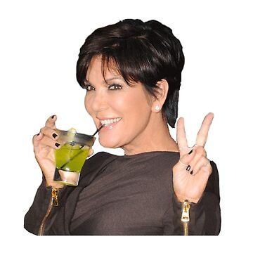 Kris Jenner de tffindlay