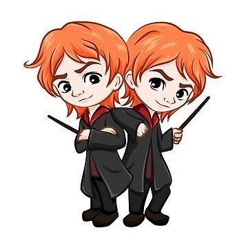 Chibi Mischievous Twin by LoShimizu