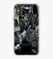 Beetlejuice - Adam & Barbara iPhone Case