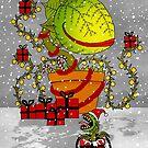 Christmas Flytrap by djrbennett