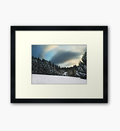 . . . To Grandmother's House We Go!! Framed Print