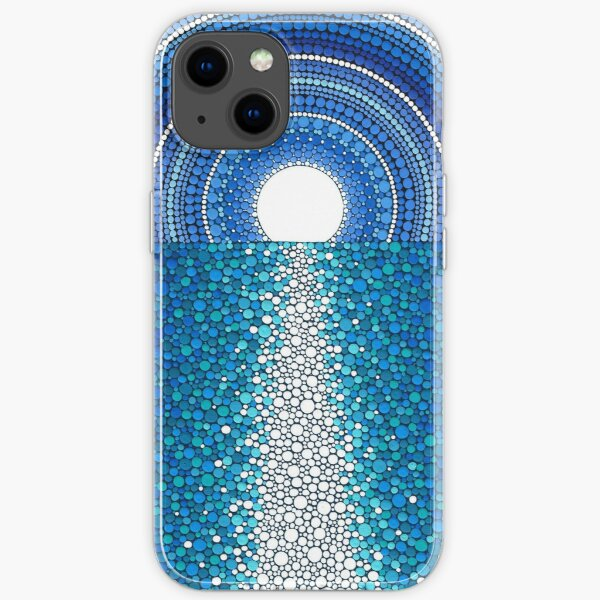 Staircase to the Moon iPhone Soft Case