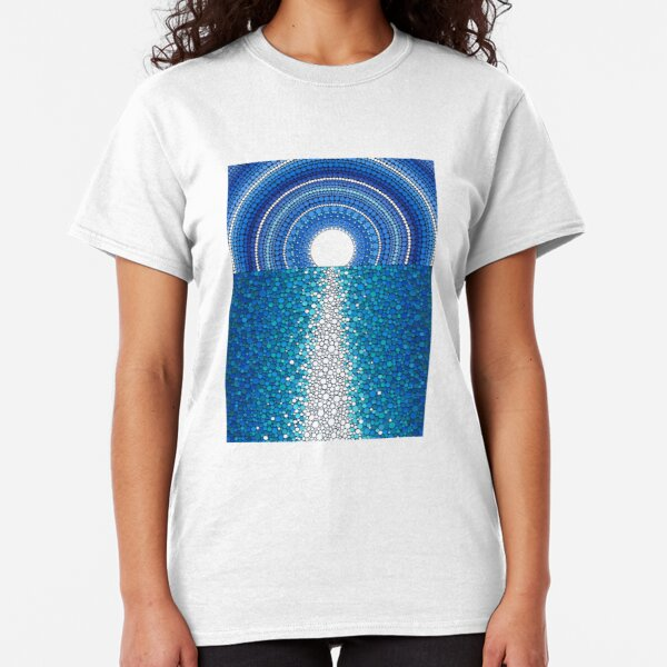 Staircase to the Moon Classic T-Shirt