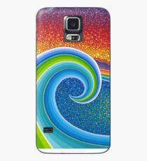 Great Wave Hülle & Klebefolie für Samsung Galaxy