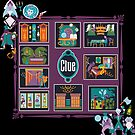 Clue - Haunted Mansion Addition  by Molly Williams