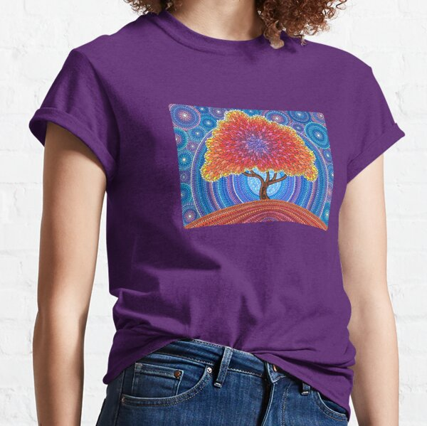 Autumn Blossoms Classic T-Shirt