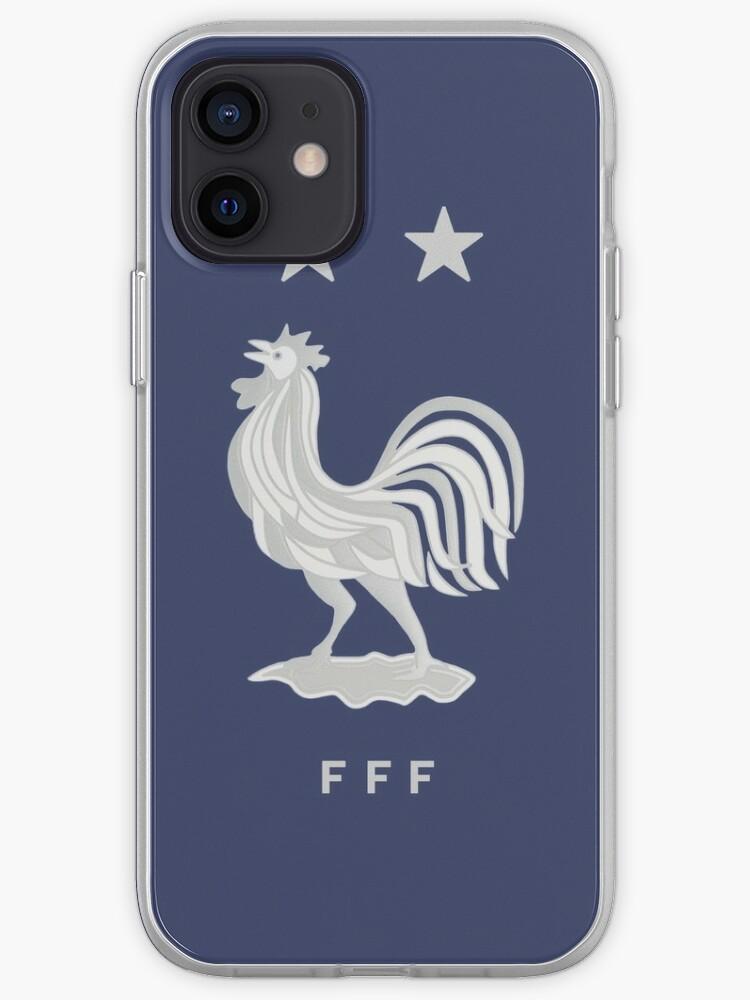 FFF Deux étoiles | Coque iPhone