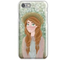 Anne Shirley  iPhone Case/Skin
