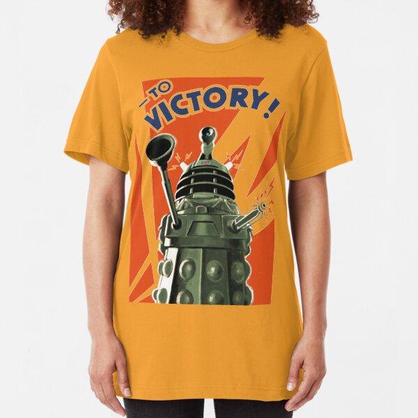 Dalek Victory Slim Fit T-Shirt