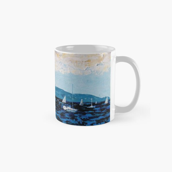 Howth Head and Dublin Bay Classic Mug