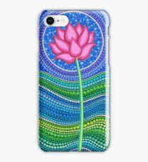 Lotus Growing iPhone 8 Case