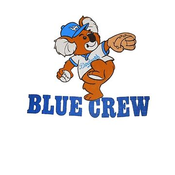 BLUE CREW by pinkney
