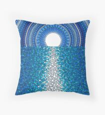 Staircase to the Moon Throw Pillow