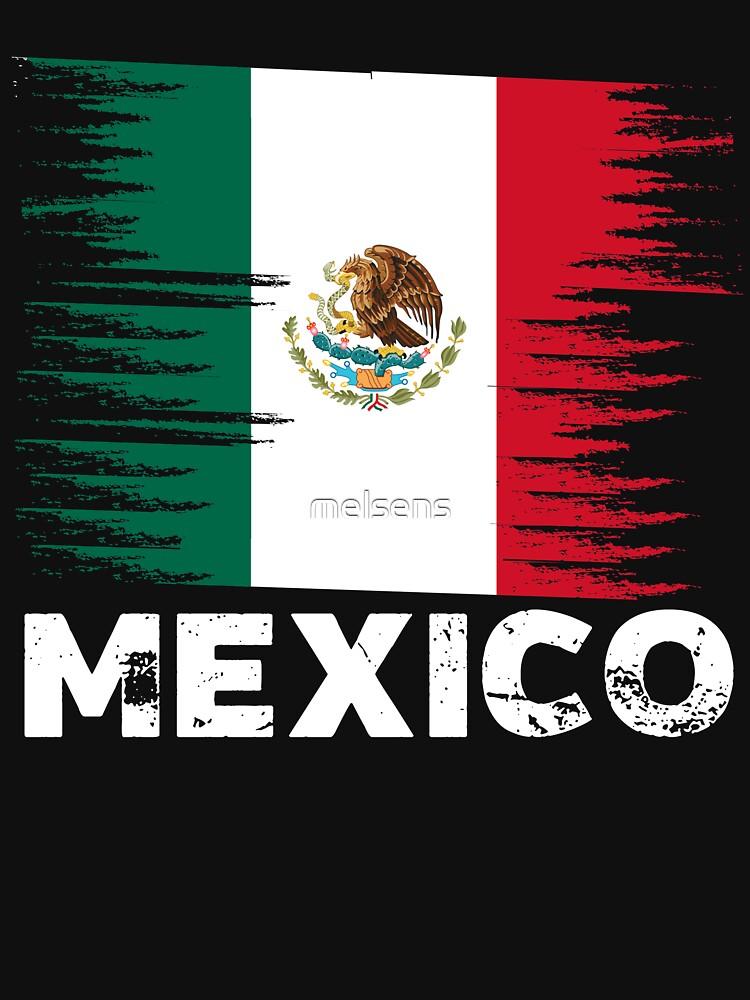 a8d76c780d Mexico - Mexican Flag Art