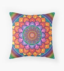 Cojín Lotus Rainbow Mandala