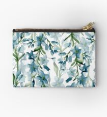 Blue branches Studio Pouch