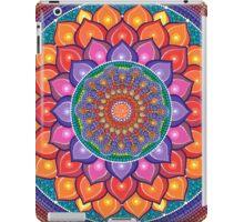 Lotus Rainbow Mandala iPad Case/Skin