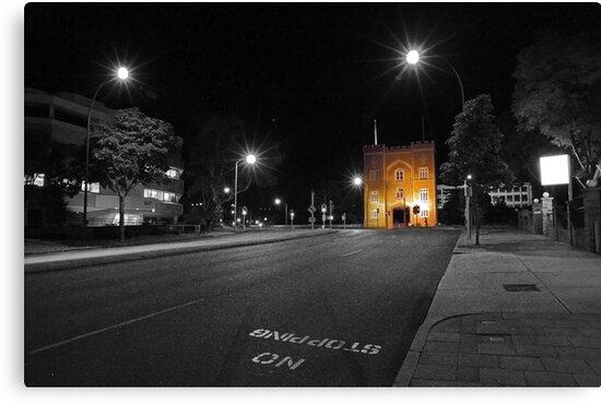 Barracks Arch - Perth Western Australia  by EOS20