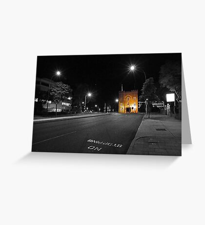 Barracks Arch - Perth Western Australia  Greeting Card