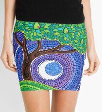 Pear Tree of Longevity Mini Skirt