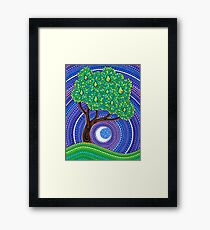 Pear Tree of Longevity Framed Print