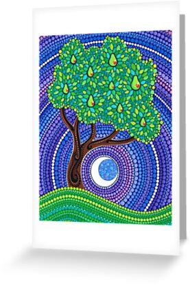 Pear Tree of Longevity by Elspeth McLean