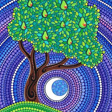 Pear Tree of Longevity by ElspethMcLean