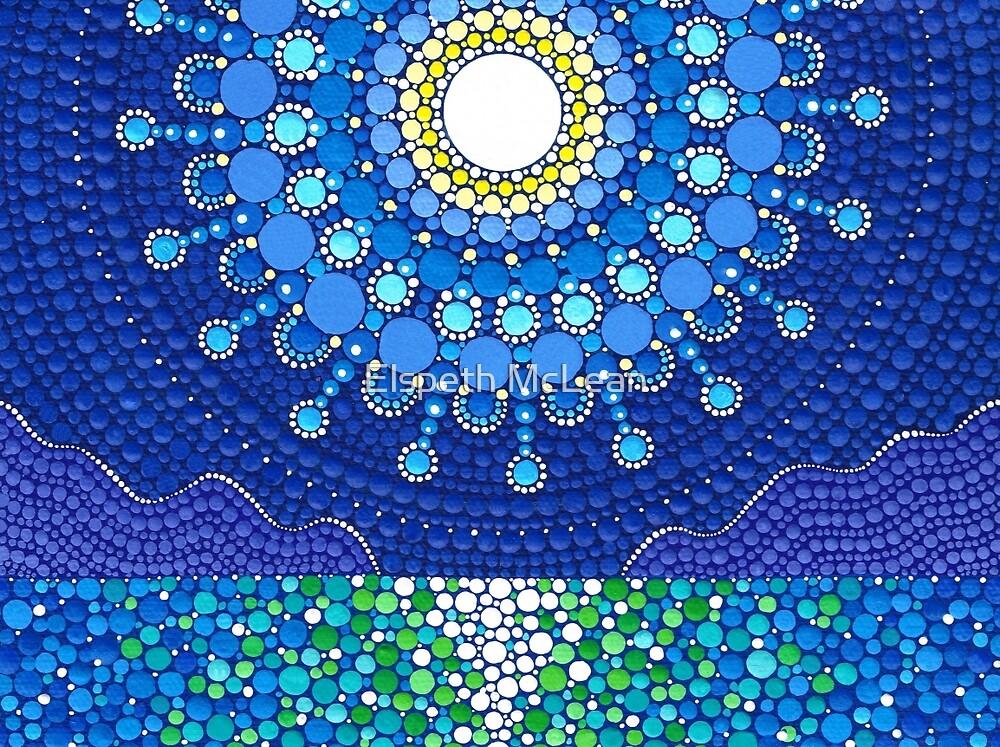 Full Moon Splendour by Elspeth McLean