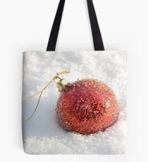 Christmas bauble Tote Bag