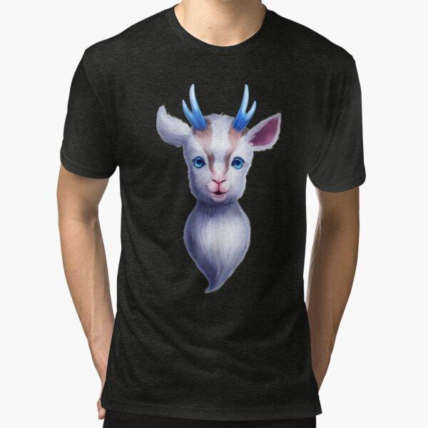 Shinehorn Painting (ARK: Survival Evolved) Tri-blend T-Shirt