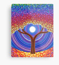 Secret Life of Trees Metal Print