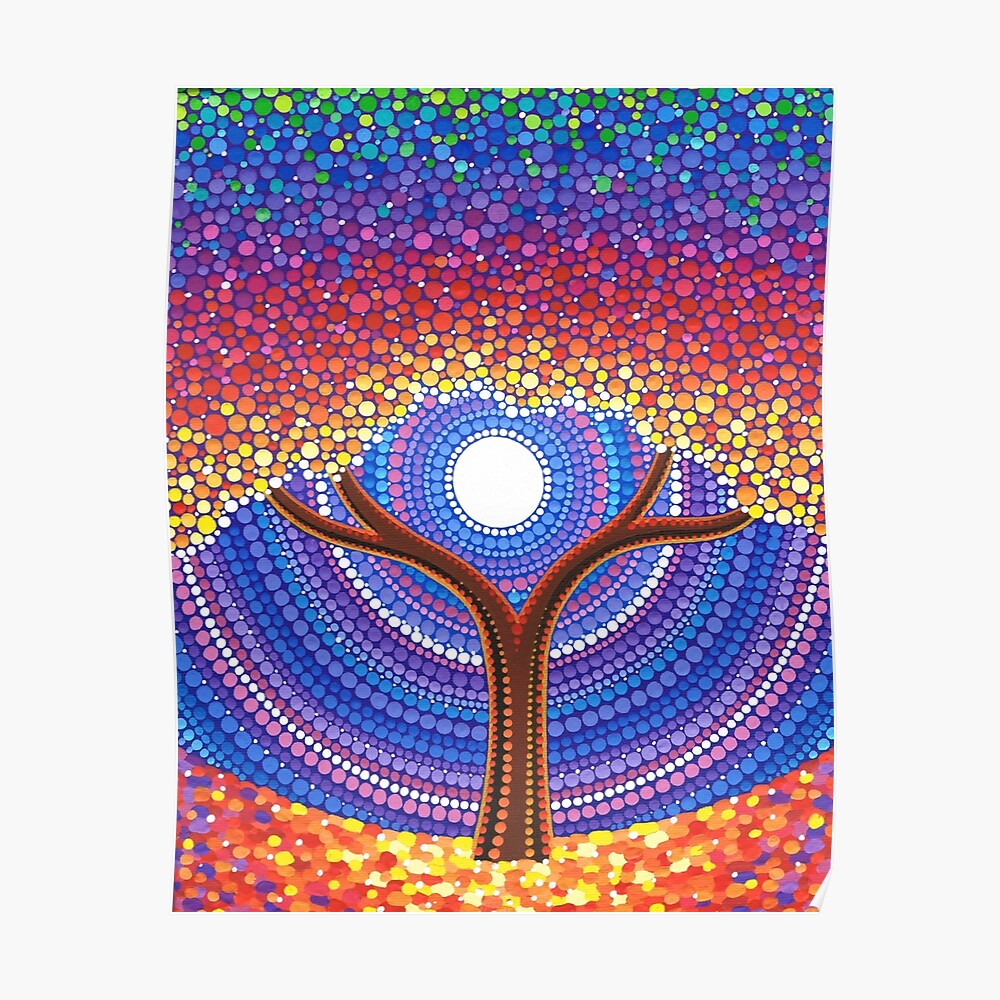 Secret Life of Trees Poster