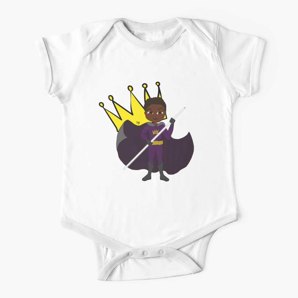 YOUNG ROYALS - Team King - Issa Baby One-Piece