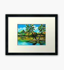 The Other 180' 0f 360' Framed Print