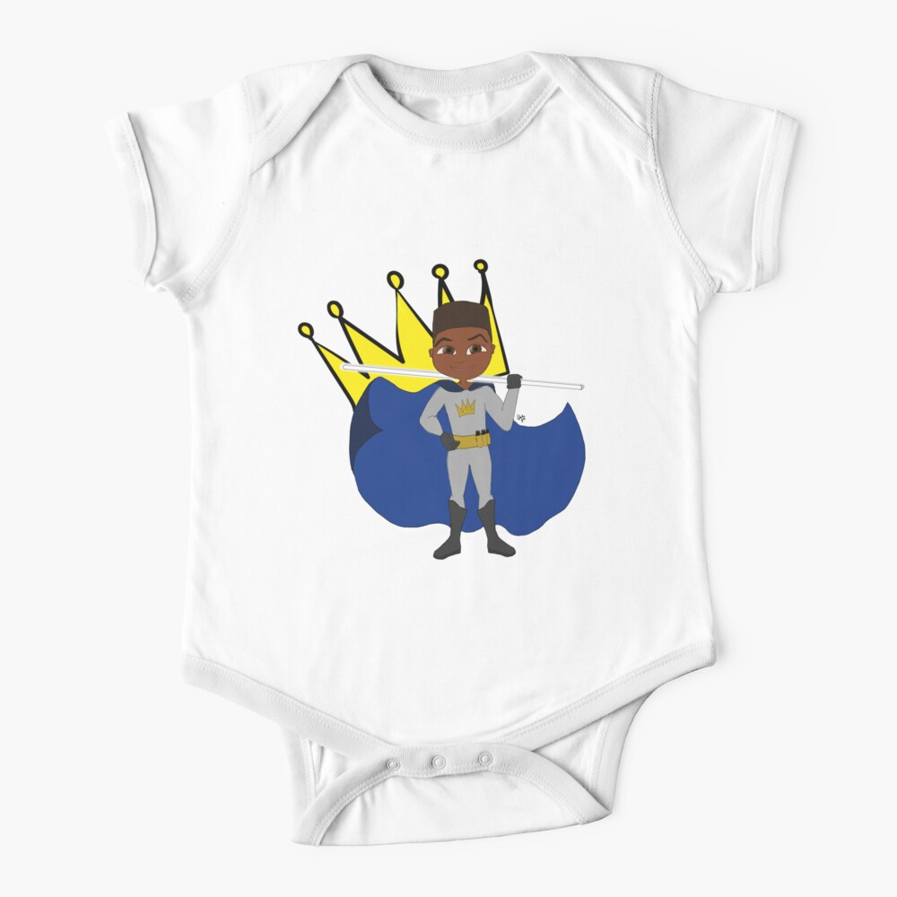 YOUNG ROYALS - Team King - Cam Baby One-Piece