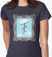 DANCING HIGH Women's Fitted T-Shirt