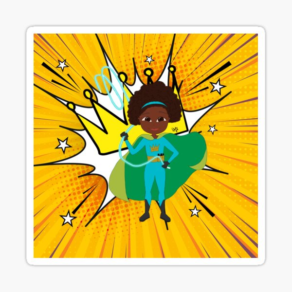 YOUNG ROYALS - Team Queen - Mara Sticker