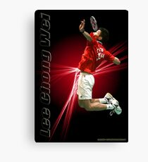 lee Chong Wei - Badminton Canvas Print