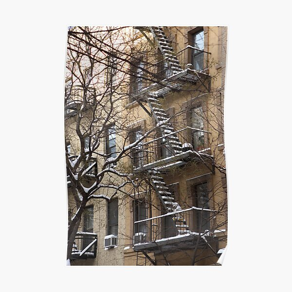 Snow Catchers Poster