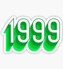 1999 Sticker