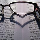Glasses Heart by Rebecca Kingston