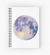 Cuaderno de espiral Luna