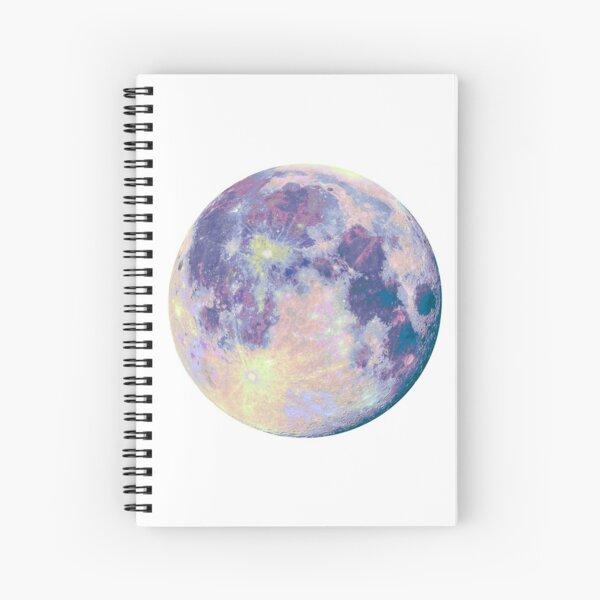 Moon Spiral Notebook