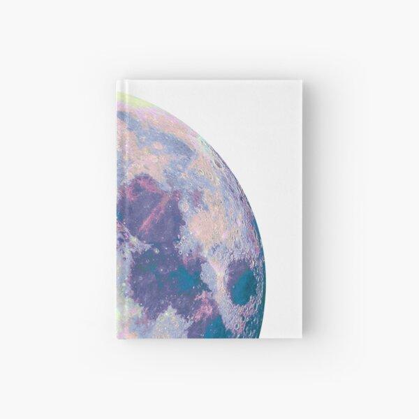Luna Cuaderno de tapa dura