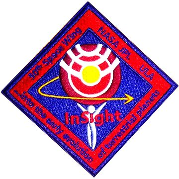 InSight 30th Space Wing Logo by Quatrosales
