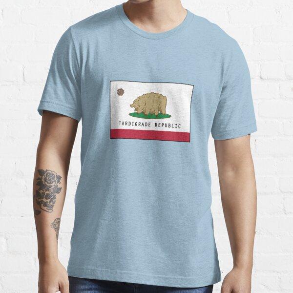 Tardigrade Republic Essential T-Shirt
